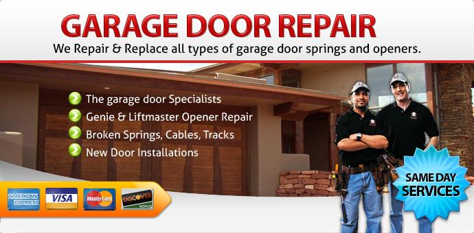 Garage door repair Scottsdale Az